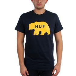 HUF - Mens Bear Logo T-Shirt