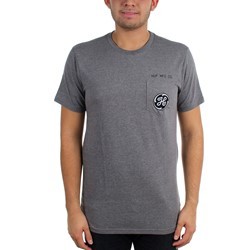 HUF - Mens Watt Up Pocket T-Shirt