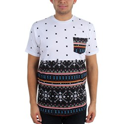Neff - Mens Death Isle Pocket T-Shirt