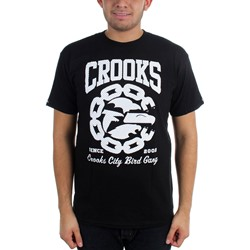 Crooks & Castles - Mens Bird Gang T-Shirt