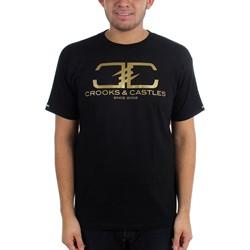 Crooks & Castles - Mens Hi Class T-Shirt