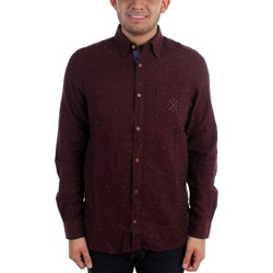 Buffalo David Bitton - Mens Siemboss L/S Button Down Shirt