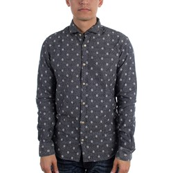 Scotch & Soda - Mens Wooly Polka Dot Button Down