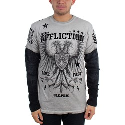 Affliction - Mens Enlist T-Shirt
