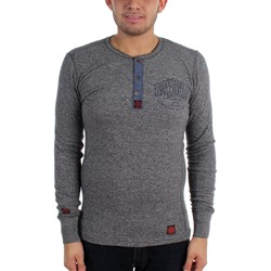 Super Dry - Mens Copper Lbl Sheridan Henley