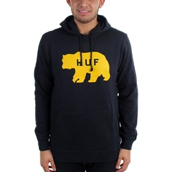 HUF - Mens Bear Logo Pullover Hoodie