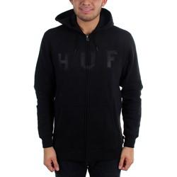 HUF - Mens Logo Zip Hoodie