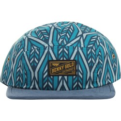 Benny Gold - Arrow Pattern Snapback Hat