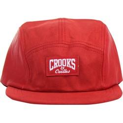 Crooks & Castles - Mens Core Logo 5 Panel Hat