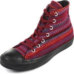 Converse Womens Chuck Taylor All Star Textile Hi Shoes