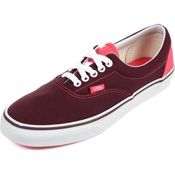 Vans - Unisex Era Shoes in (Heel Pop) Fig/Paradise Pink
