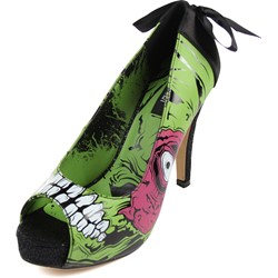 Iron Fist - Womens Zombie Stomper Platform Shoes