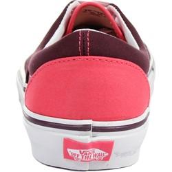 3c51cf7f6dbe Vans - Unisex Era Shoes in (Heel Pop) Fig Paradise Pink