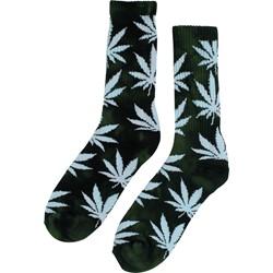 HUF - Mens Tie Dye Plantlife Socks