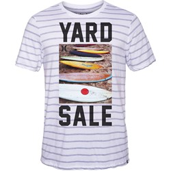 Hurley - Mens Yard Sle Stripe T-Shirt