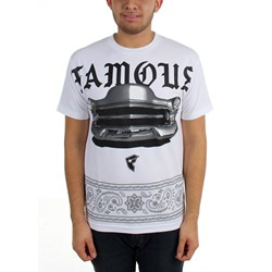 Famous Stars and Straps - Mens Caddy Views T-Shirt
