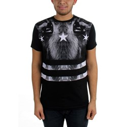 Famous Stars and Straps - Mens Dog Eat Dog Sublimation T-Shirt
