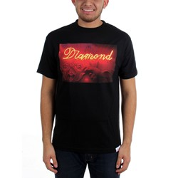 Diamond Supply Co. - Mens Neon Diamond T-Shirt