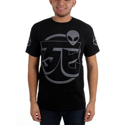 Mishka - Mens Kanji Death Prism Print T-Shirt