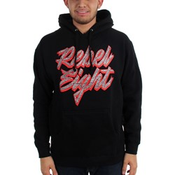 Rebel8 - Mens Ribbon Flow Pullover Hoodie