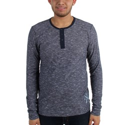 Buffalo David Bitton - Mens Nipsy L/S Henly Knits