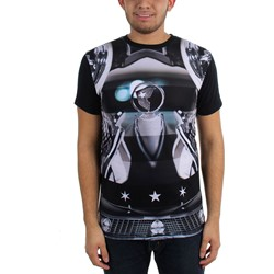 Famous Stars and Straps - Mens Riviera Sublimation T-Shirt