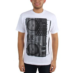 Famous Stars and Straps - Mens US Sound System T-Shirt