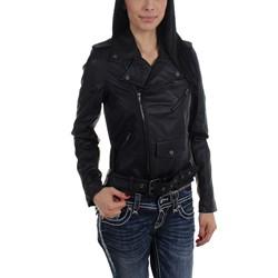 Tripp NYC - Womens Moto Jacket