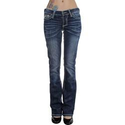 Affliction - Womens Jade Republic Sierra Jeans