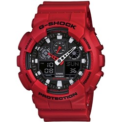 G-Shock - Ga-100 (Limited Edition) Watch In Red