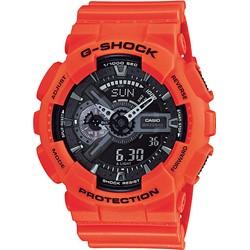 G-Shock - Orange Theme GA-110 Watch