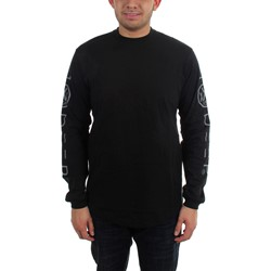 10 Deep - Mens Integral Long Sleeve T-Shirt