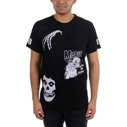 Iron Fist - Mens Misfits Megaprint T-Shirt
