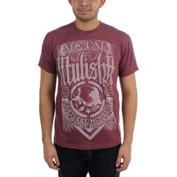 Metal Mulisha - Mens Scratched Heather T-Shirt