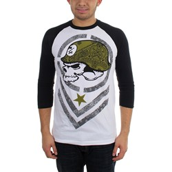 Metal Mulisha - Mens Hype Raglan