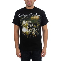 Children Of Bodom - Relentless Mens T-Shirt In Black