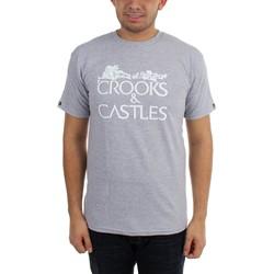 Crooks & Castles - Mens Bone Corps T-Shirt