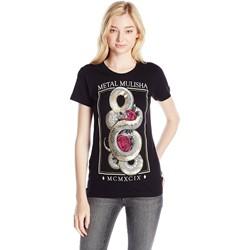 Metal Mulisha - Womens Serpent Crew T-Shirt