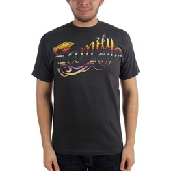 Famous Stars and Straps - Mens Serape Family T-Shirt