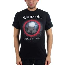 Enslaved - Mens Axioma T-shirt in Black