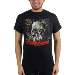 Slayer South of Heaven Adult S/S Tee in Black