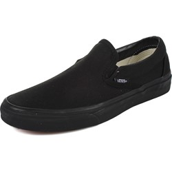 Vans - Unisex Adult Classic Slip-On Shoes In Black/Black