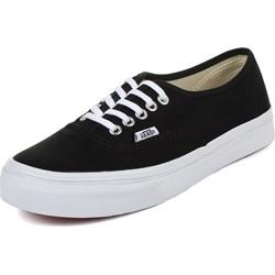 Vans - Unisex Authentic Slim Shoes In Black/True