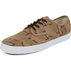Vans - Unisex Madero Shoes in Camo Natural/Fudgesickle