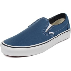 Vans - Unisex Adult Classic Slip-On Shoes In Navy