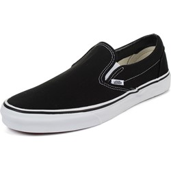Vans - Unisex Adult Classic Slip-On Shoes In Black