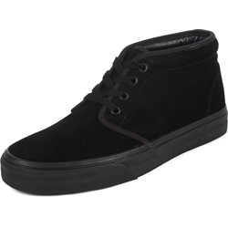 Vans - U Chukka Boot Shoes In Black/Black