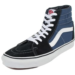 Vans - U Sk8-Hi Shoes In Navy