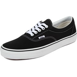 Vans - U Era Shoes In Black