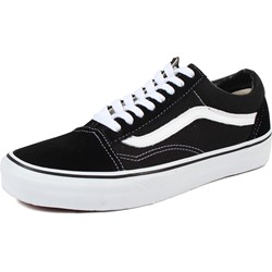 Vans - U Old Skool Shoes In Black/White
